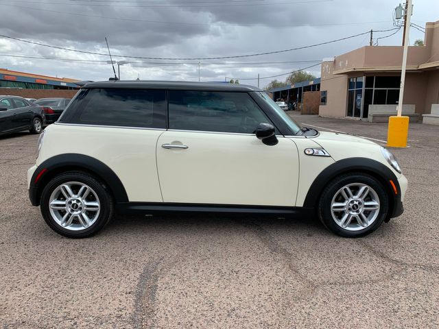 2012 Mini Hardtop S 6SP MANUAL 3 MONTH/3,000 MILE NATIONAL POWERTRAIN WARRANTY Mesa, Arizona 5