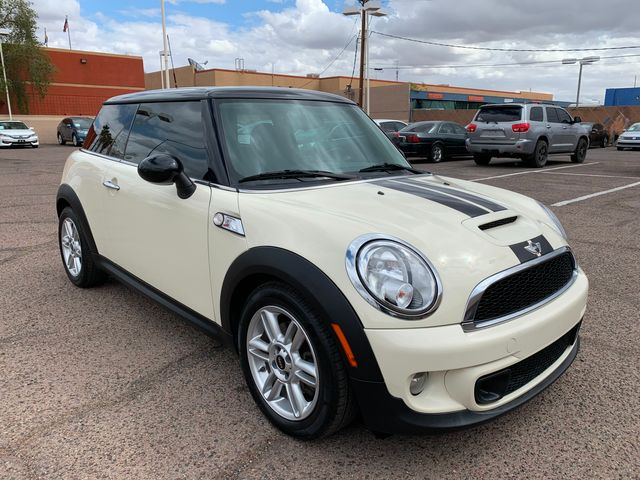 2012 Mini Hardtop S 6SP MANUAL 3 MONTH/3,000 MILE NATIONAL POWERTRAIN WARRANTY Mesa, Arizona 6