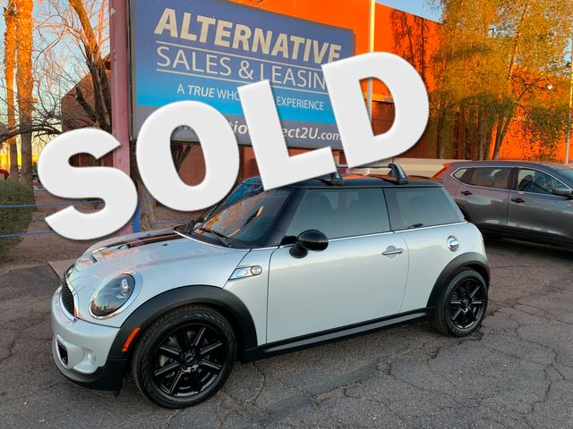 2012 Mini Hardtop S 3 MONTH/3,000 MILE NATIONAL POWERTRAIN WARRANTY Mesa, Arizona