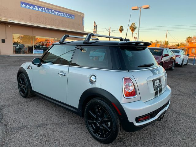 2012 Mini Hardtop S 3 MONTH/3,000 MILE NATIONAL POWERTRAIN WARRANTY Mesa, Arizona 2