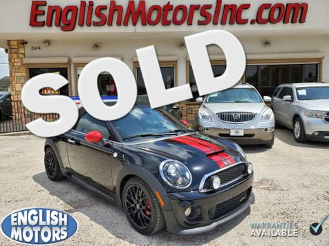 2012 Mini Roadster John Cooper Works in Brownsville, TX