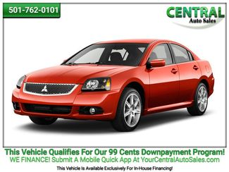 2012 Mitsubishi GALANT  | Hot Springs, AR | Central Auto Sales in Hot Springs AR