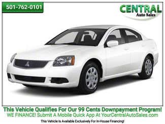 2012 Mitsubishi Galant FE   Hot Springs, AR   Central Auto Sales in Hot Springs AR