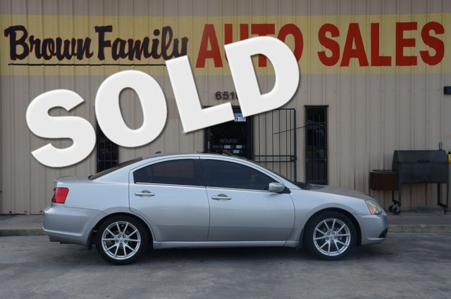 2012 Mitsubishi Galant ES | Houston, TX | Brown Family Auto Sales in Houston TX