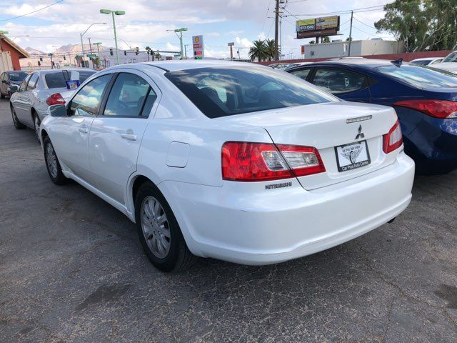 2012 Mitsubishi Galant FE CAR PROS AUTO CENTER (702) 405-9905 Las Vegas, Nevada 2