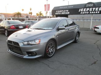 2012 Mitsubishi Lancer Evolution MR in Costa Mesa California, 92627