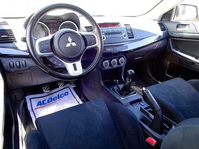 2012 Mitsubishi Lancer Evolution GSR Madison, NC 35