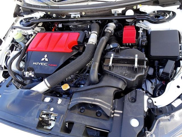 2012 Mitsubishi Lancer Evolution GSR Madison, NC 43