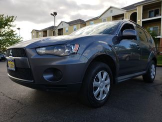 2012 Mitsubishi Outlander ES | Champaign, Illinois | The Auto Mall of Champaign in Champaign Illinois