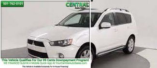 2012 Mitsubishi Outlander SE | Hot Springs, AR | Central Auto Sales in Hot Springs AR