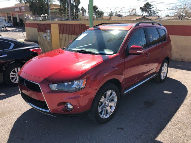 2012 Mitsubishi Outlander SE CAR PROS AUTO CENTER (702) 405-9905 Las Vegas, Nevada 1
