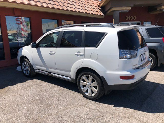 2012 Mitsubishi Outlander SE CAR PROS AUTO CENTER (702) 405-9905 Las Vegas, Nevada 2