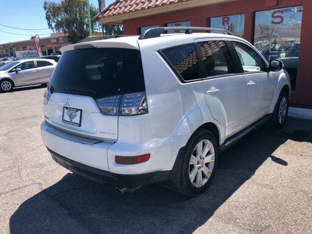 2012 Mitsubishi Outlander SE CAR PROS AUTO CENTER (702) 405-9905 Las Vegas, Nevada 3