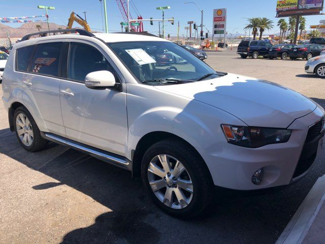 2012 Mitsubishi Outlander SE CAR PROS AUTO CENTER (702) 405-9905 Las Vegas, Nevada 4