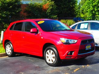 2012 Mitsubishi Outlander Sport ES | Champaign, Illinois | The Auto Mall of Champaign in Champaign Illinois