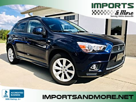 2012 Mitsubishi Outlander Sport SE 2wd in Lenoir City, TN