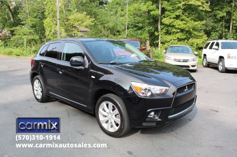 2012 Mitsubishi Outlander Sport SE in Shavertown