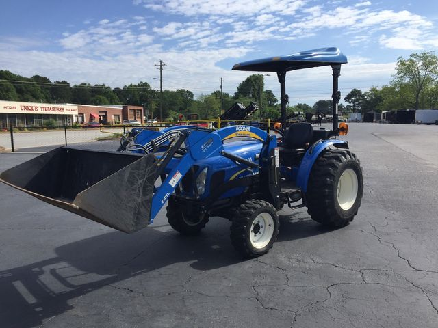 2012 New Holland Boomer 35 in Madison, Georgia 30650