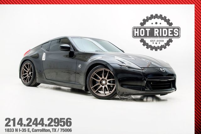 2012 Nissan 370Z Touring With Upgrades