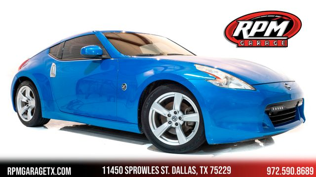 2012 Nissan 370Z with Upgrades