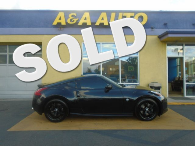 2012 Nissan 370Z Touring in Englewood CO, 80110