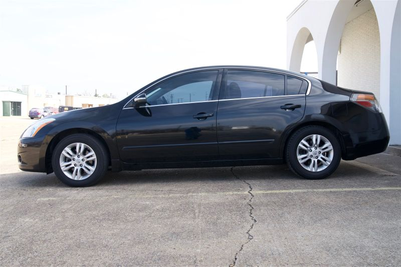 2012 Nissan Altima 2.5SL ONLY 62K Miles, Black on Black Leather, NICE! in Rowlett, Texas