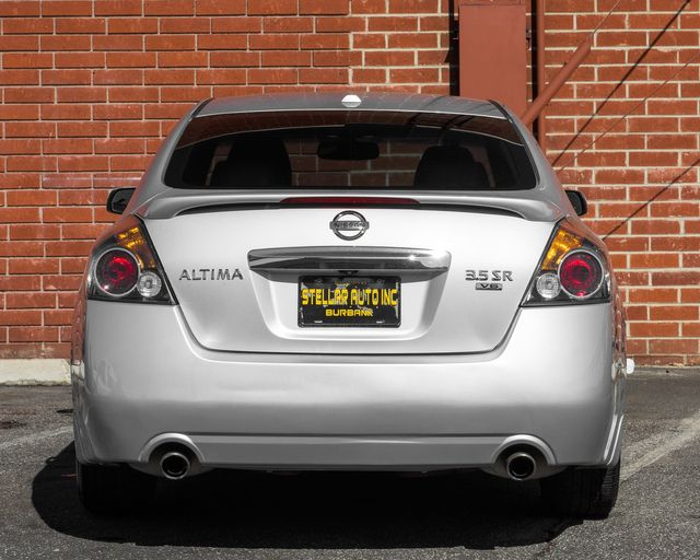 2012 Nissan Altima 3.5 SR Burbank, CA 3