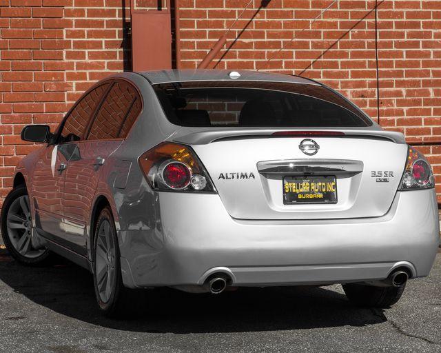 2012 Nissan Altima 3.5 SR Burbank, CA 7