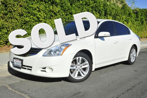 2012 Nissan Altima 3.5 SR in Cathedral City