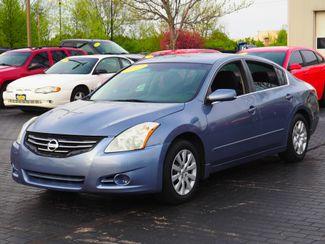 2012 Nissan Altima 2.5 S | Champaign, Illinois | The Auto Mall of Champaign in Champaign Illinois