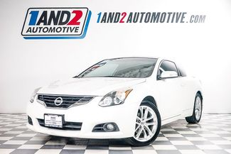 2012 Nissan Altima 3.5 SR in Dallas TX