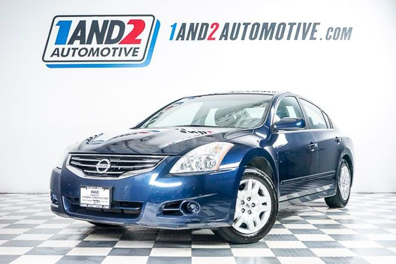 2012 Nissan Altima 2.5 S in Dallas TX