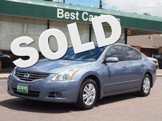 2012 Nissan Altima 2.5 S Englewood, CO