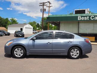 2012 Nissan Altima 2.5 S Englewood, CO 8