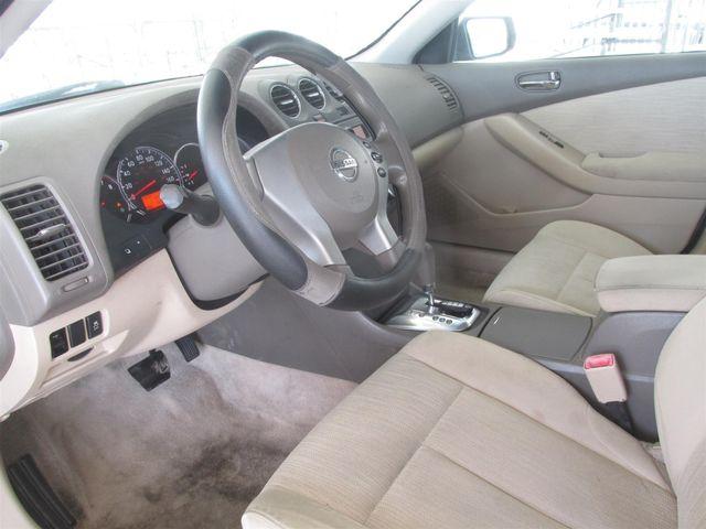 2012 Nissan Altima 2.5 S Gardena, California 4