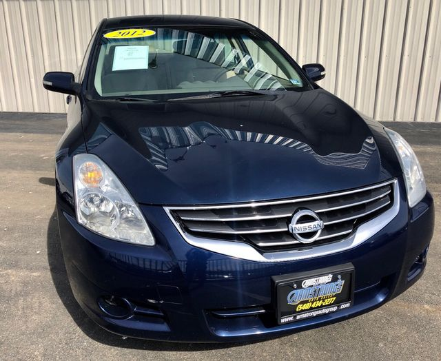 2012 Nissan Altima 3.5 SR in Harrisonburg, VA 22802