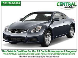 2012 Nissan Altima 2.5 S | Hot Springs, AR | Central Auto Sales in Hot Springs AR