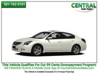 2012 Nissan Altima 3.5 SR | Hot Springs, AR | Central Auto Sales in Hot Springs AR