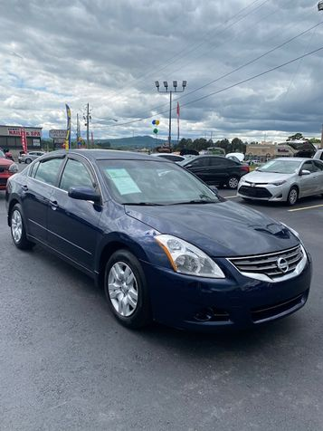 2012 Nissan Altima 2.5 S | Hot Springs, AR | Central Auto Sales in Hot Springs, AR