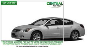 2012 Nissan Altima 2.5 SL | Hot Springs, AR | Central Auto Sales in Hot Springs AR