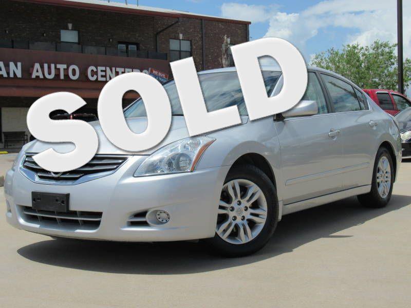 2012 Nissan Altima 2.5 S | Houston, TX | American Auto Centers