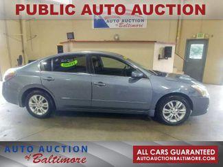 2012 Nissan ALTIMA    JOPPA, MD   Auto Auction of Baltimore  in Joppa MD