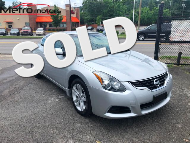 2012 Nissan Altima 2.5 S Knoxville , Tennessee