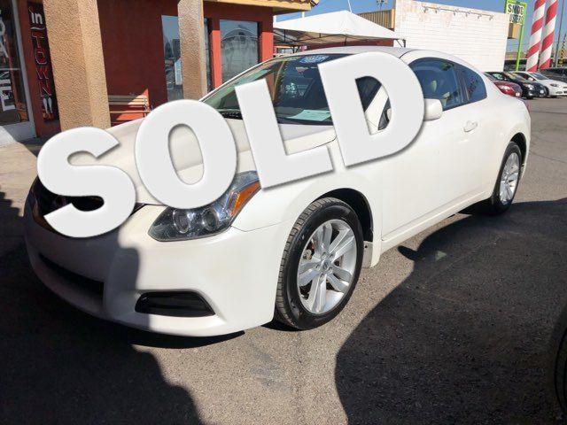 2012 Nissan Altima 2.5 S CAR PROS AUTO CENTER (702) 405-9905 Las Vegas, Nevada