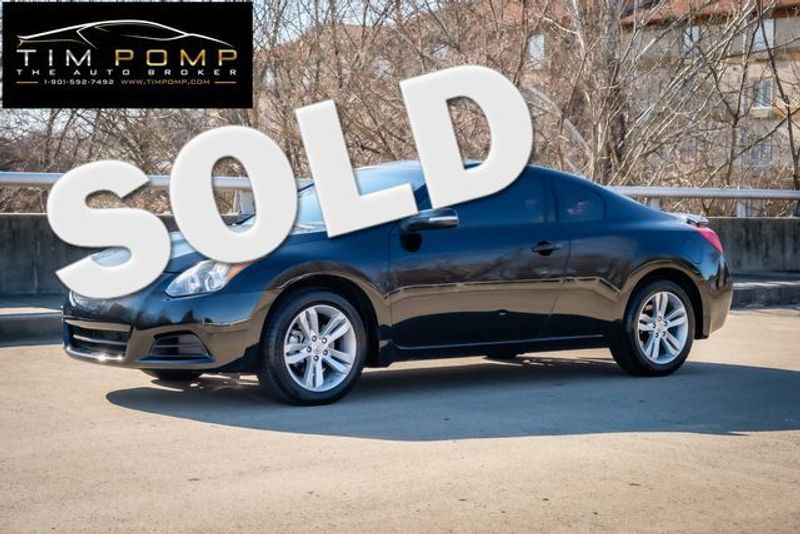 2012 Nissan Altima 2.5 S | Memphis, Tennessee | Tim Pomp - The Auto Broker in Memphis Tennessee