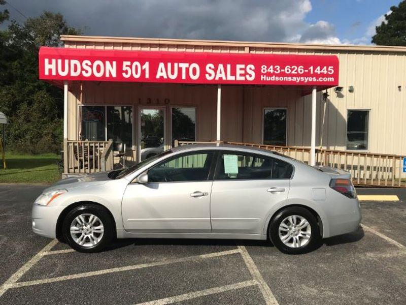 2012 Nissan Altima 2.5 S   Myrtle Beach, South Carolina   Hudson Auto Sales in Myrtle Beach South Carolina