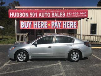 2012 Nissan Altima 2.5 S | Myrtle Beach, South Carolina | Hudson Auto Sales in Myrtle Beach South Carolina