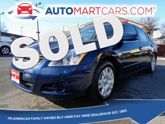 2012 Nissan Altima 2.5 S in Nashville, Tennessee 37211