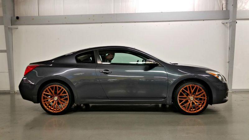 2012 Nissan Altima 3.5 SR MANUAL CLEAN CARFAX RIMS RED LEATHER | Palmetto, FL | EA Motorsports in Palmetto, FL