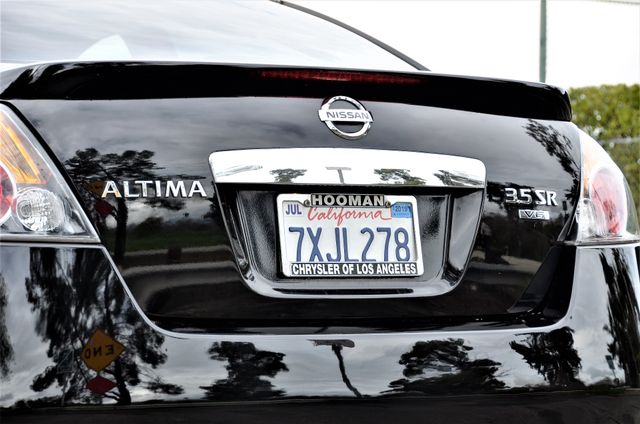 2012 Nissan Altima 3.5 SR Reseda, CA 3